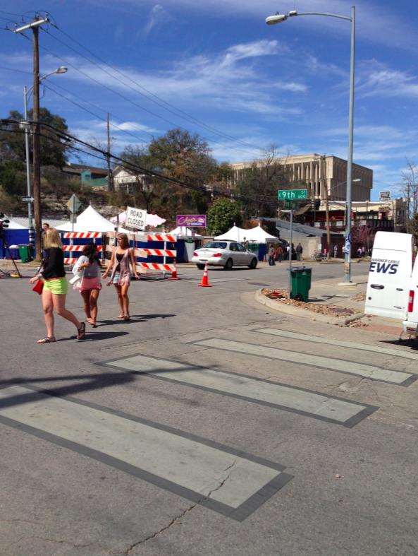 sxsw barricade