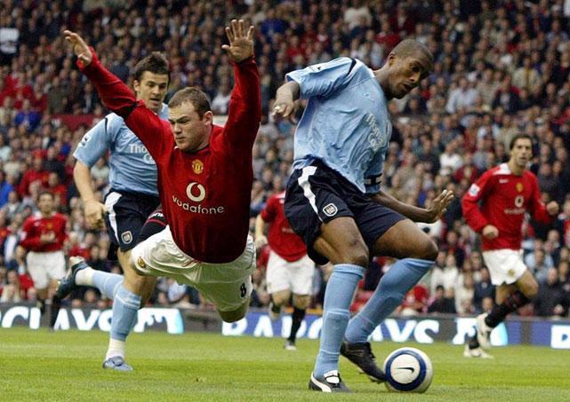 Rooney Dives